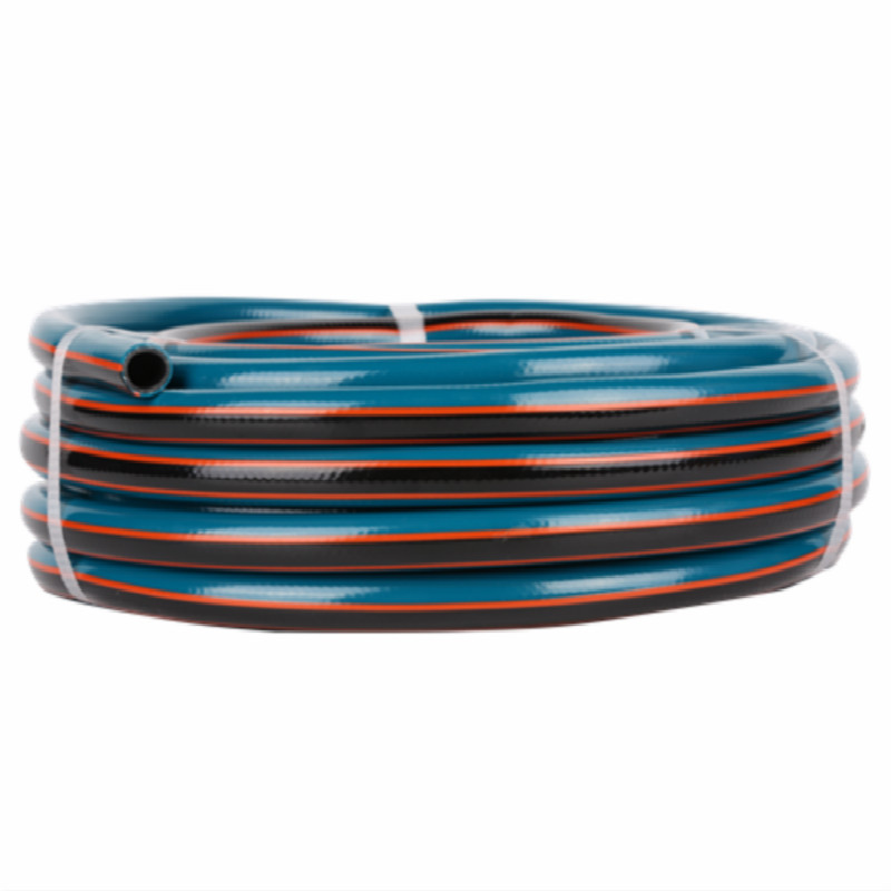 3 Layer colorful  Braided Garden water flexible pvc  Hose